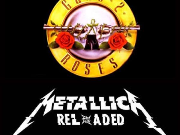 Guns 2 Roses/Metallica Reloaded
