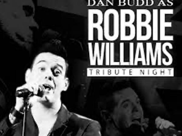 Dan Budd - Robbie Williams Tribute